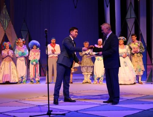 Соглашение о сотрудничестве в области культуры заключили театры Орска и Актобе