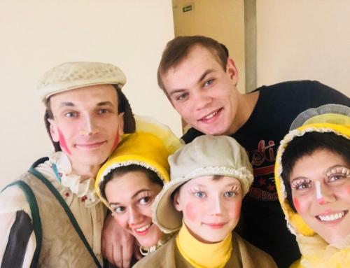 Поздравляем с Днём рождения Егора Руднева!
